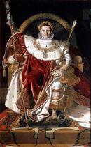 フランス ボナパルト朝・第一帝政再興 皇帝 ナポレオン1世