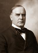 アメリカ合衆国 第25代大統領 ウィリアム・マッキンリー