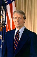 アメリカ合衆国 第39代大統領 ジミー・カーター