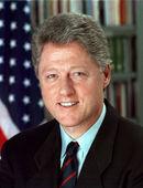 アメリカ合衆国 第42代大統領 ビル・クリントン