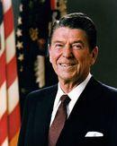 アメリカ合衆国 第40代大統領 ロナルド・レーガン