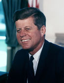 アメリカ合衆国 第35代大統領 ジョン・F・ケネディ