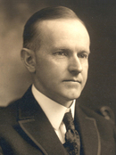 アメリカ合衆国 第30代大統領 カルビン・クーリッジ